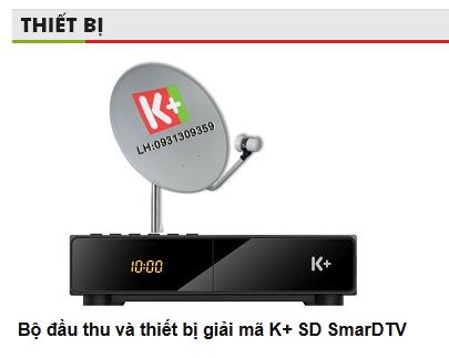 ĐẦU THU K+ SD