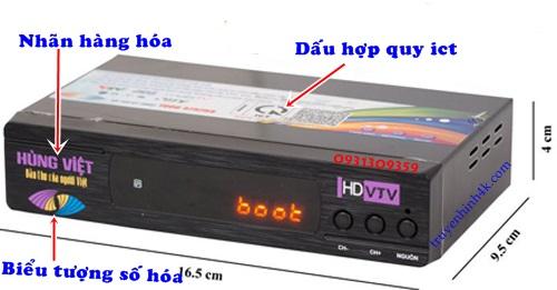 ĐẦU THU MẶT ĐẤT VJV HD 012